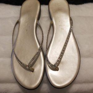 Italian shoe maker sandles size 11